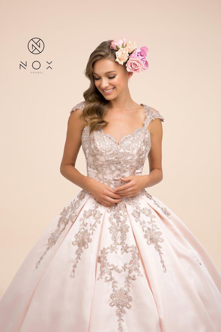 Nox Anabel Style #U801 Image