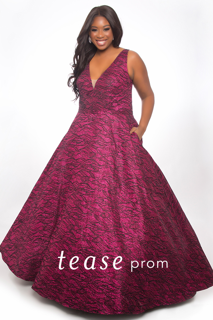 Tease Prom Style #TE2040