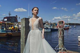 L'Amour by Calla Blanche Style No. LA20108SK