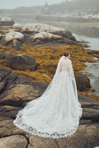 L'Amour by Calla Blanche Style# LA20121