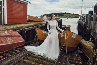 L'Amour by Calla Blanche Style No. LA20128SK