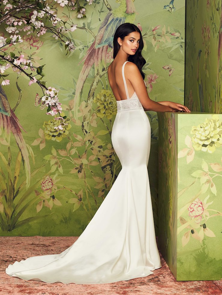 Paloma Blanca Style #4887