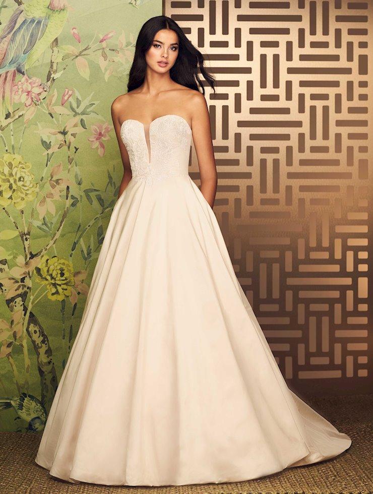 Paloma Blanca Style #4893  Image