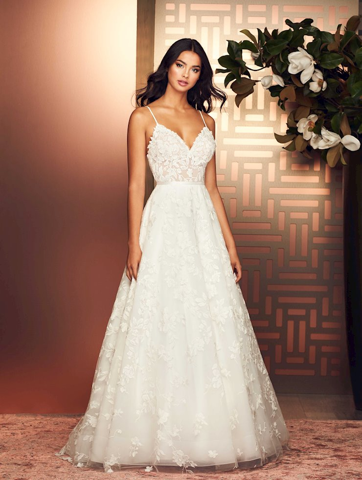 Paloma Blanca Style #4895 Image