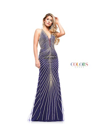 Colors Dress Style #J105