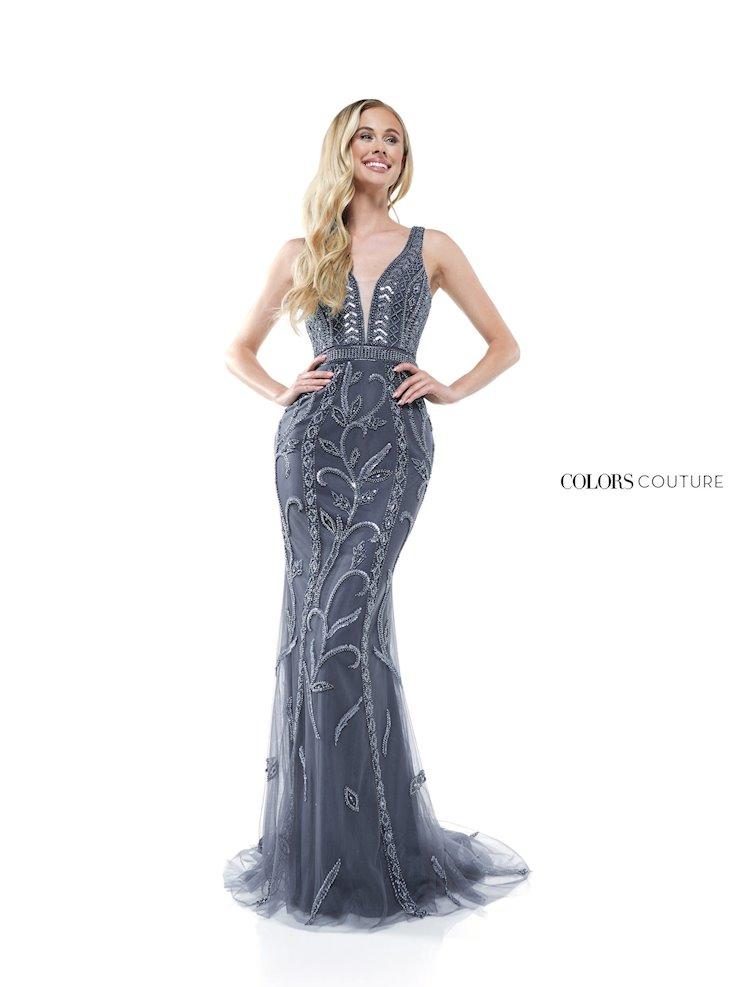 Colors Dress Style #J124