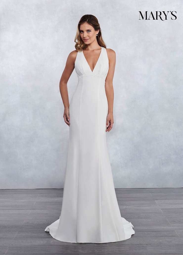 Mary's Bridal #MB1026 Image