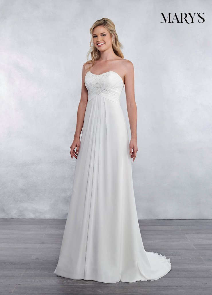 Mary's Bridal #MB1027 Image