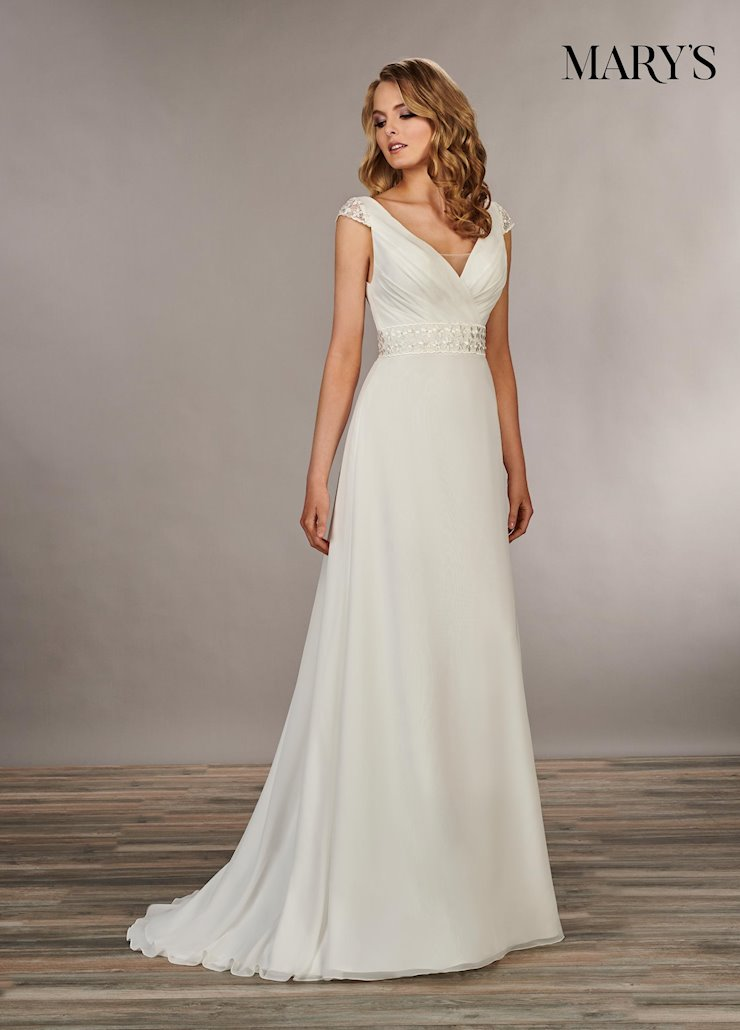 Mary's Bridal MB1039 Image