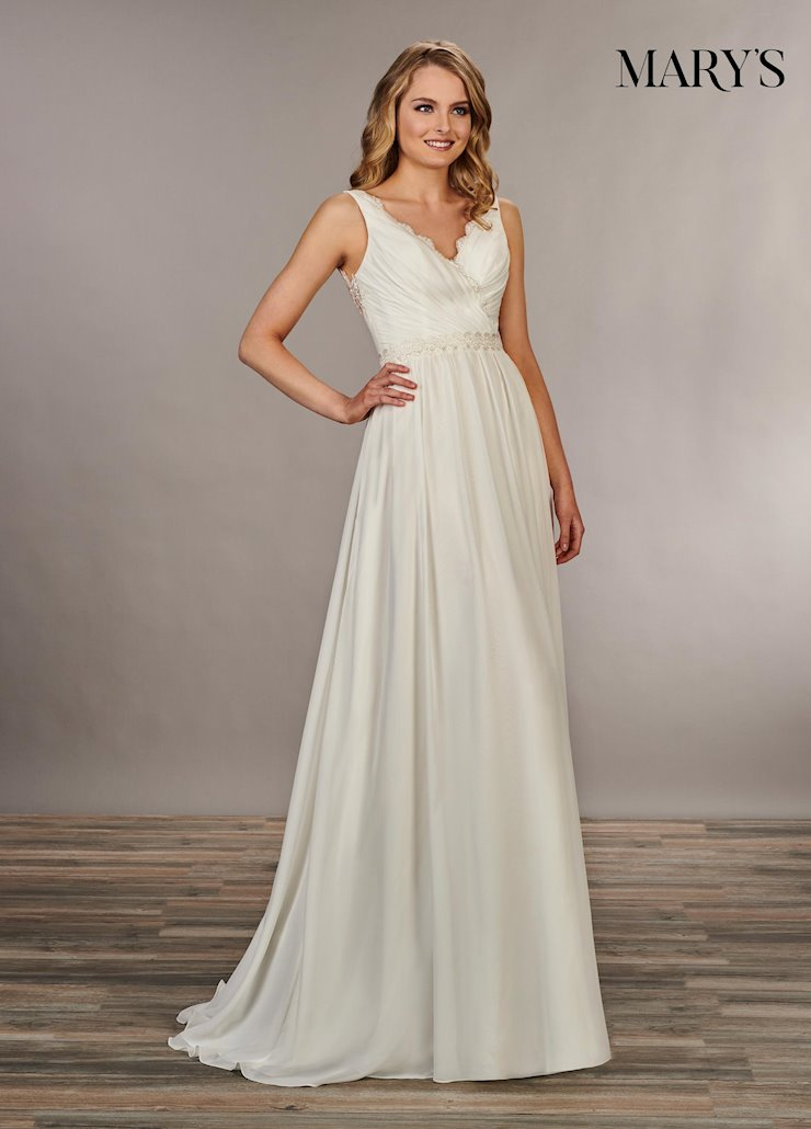 Mary's Bridal MB1043 Image