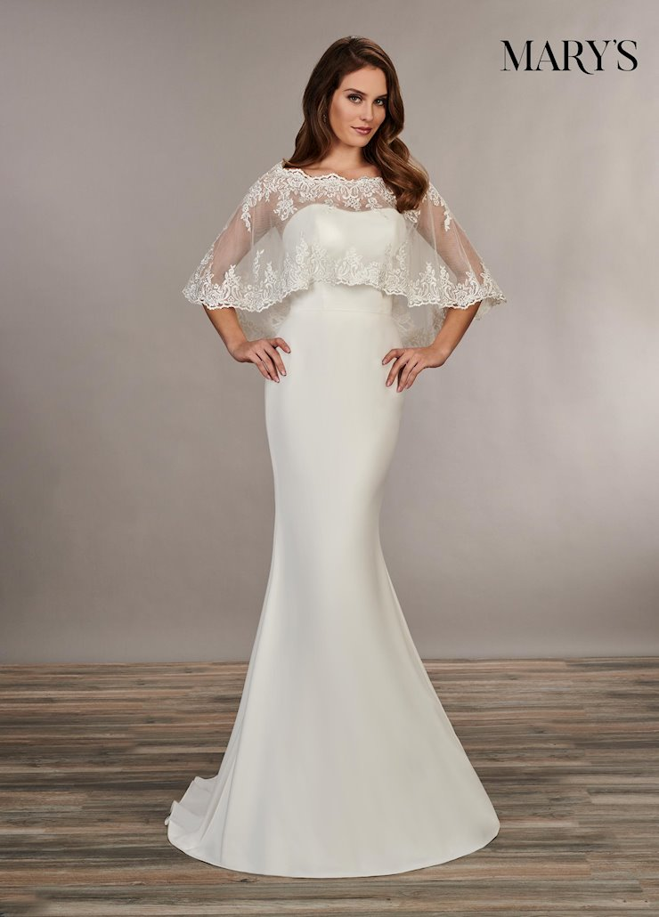 Mary's Bridal MB1044 Image