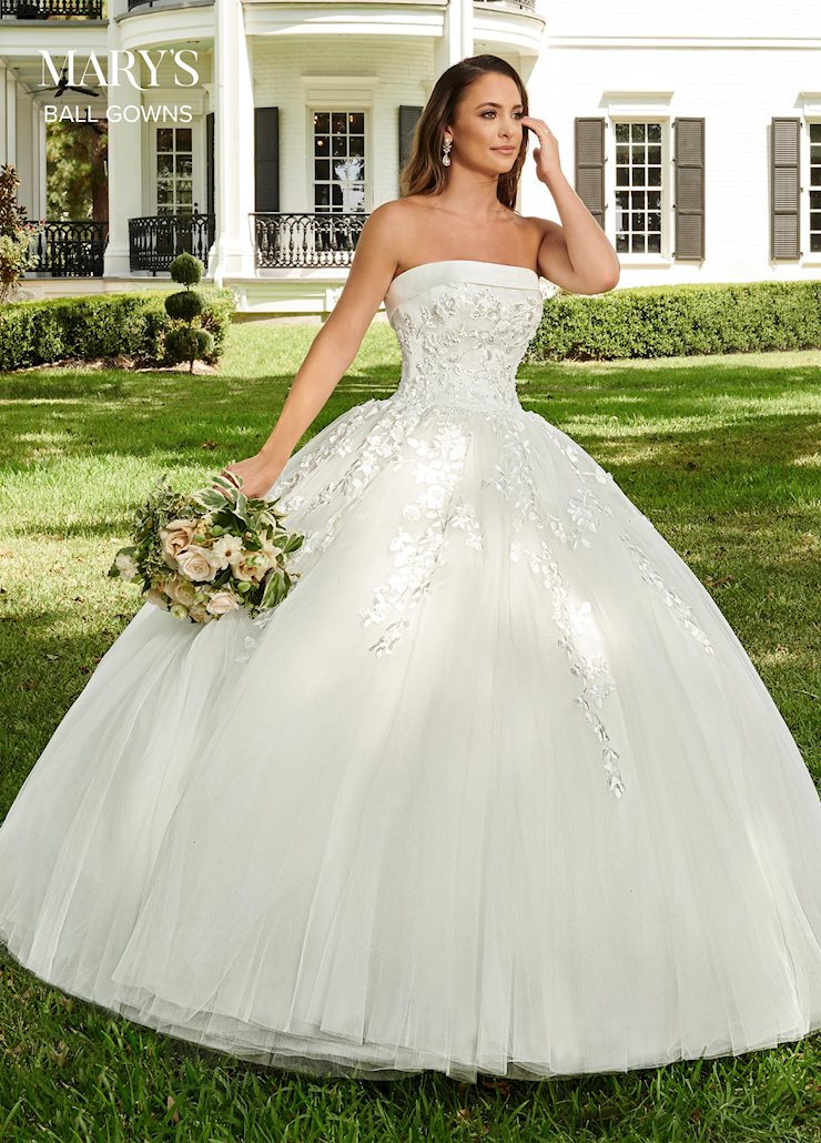 Mary's Bridal Style #MB6062 Image