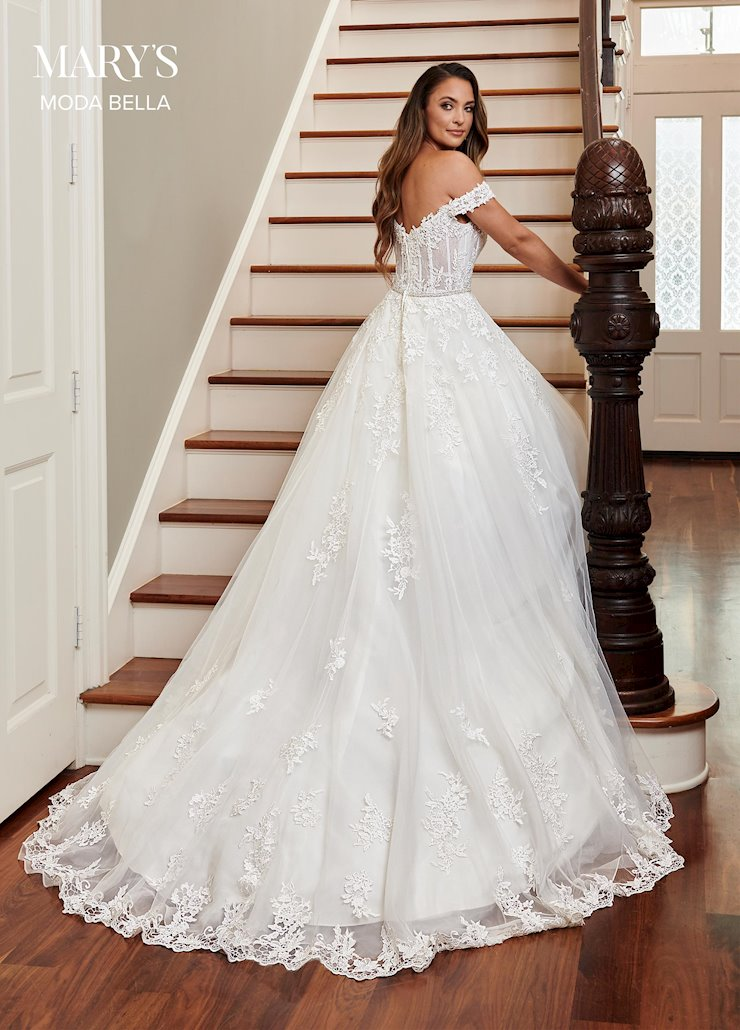 Mary's Bridal Style #MB2090 Image