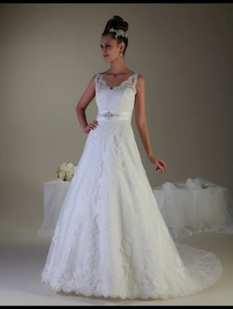 Venus Bridal Style #VE8163