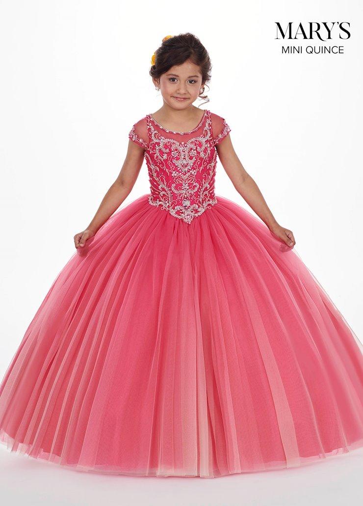 Mary's Bridal Style #MQ4007