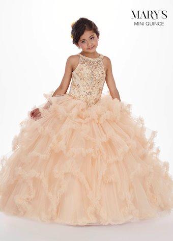 Mary's Bridal Style #MQ4008