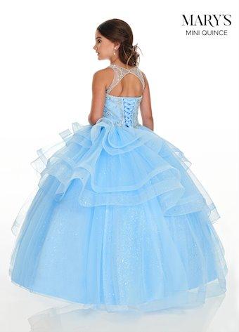 Mary's Bridal Style #MQ4016