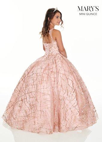 Mary's Bridal Style #MQ4017