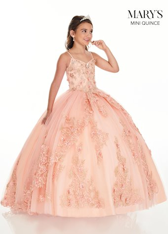 Mary's Bridal Style #MQ4020