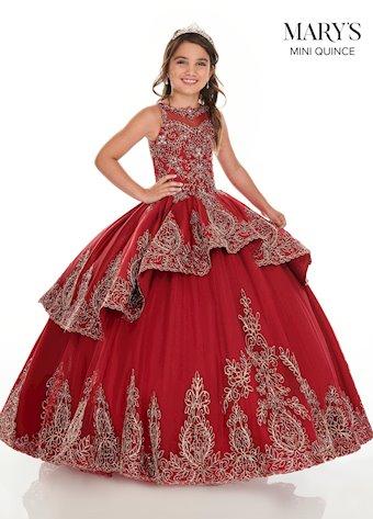 Mary's Bridal Style #MQ4021