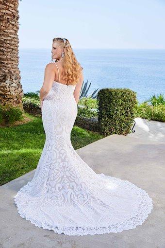 Casablanca Bridal Style #2396C