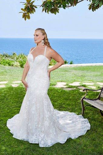 Casablanca Bridal Style #2399C