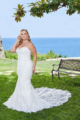 Casablanca Bridal #2404C