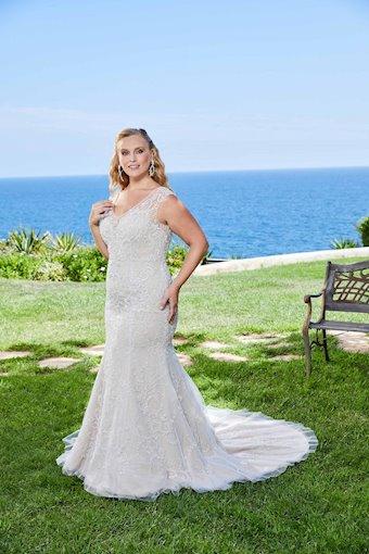 Casablanca Bridal Style #2410C
