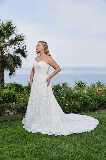 Casablanca Bridal #2414C