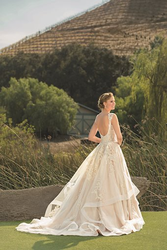 Casablanca Bridal BL267