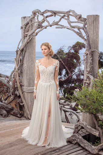 Casablanca Bridal BL251