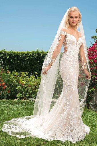 Casablanca Bridal #2356V