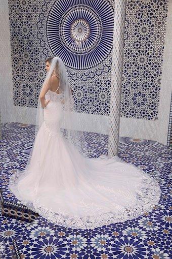 Casablanca Bridal #BL297V