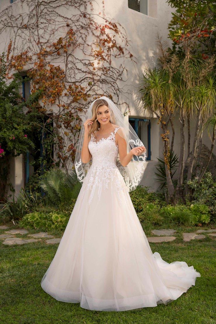 Casablanca Bridal Style #BL312V Image