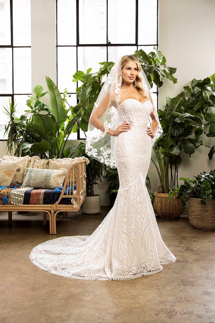 Casablanca Bridal Style #BL317V Image