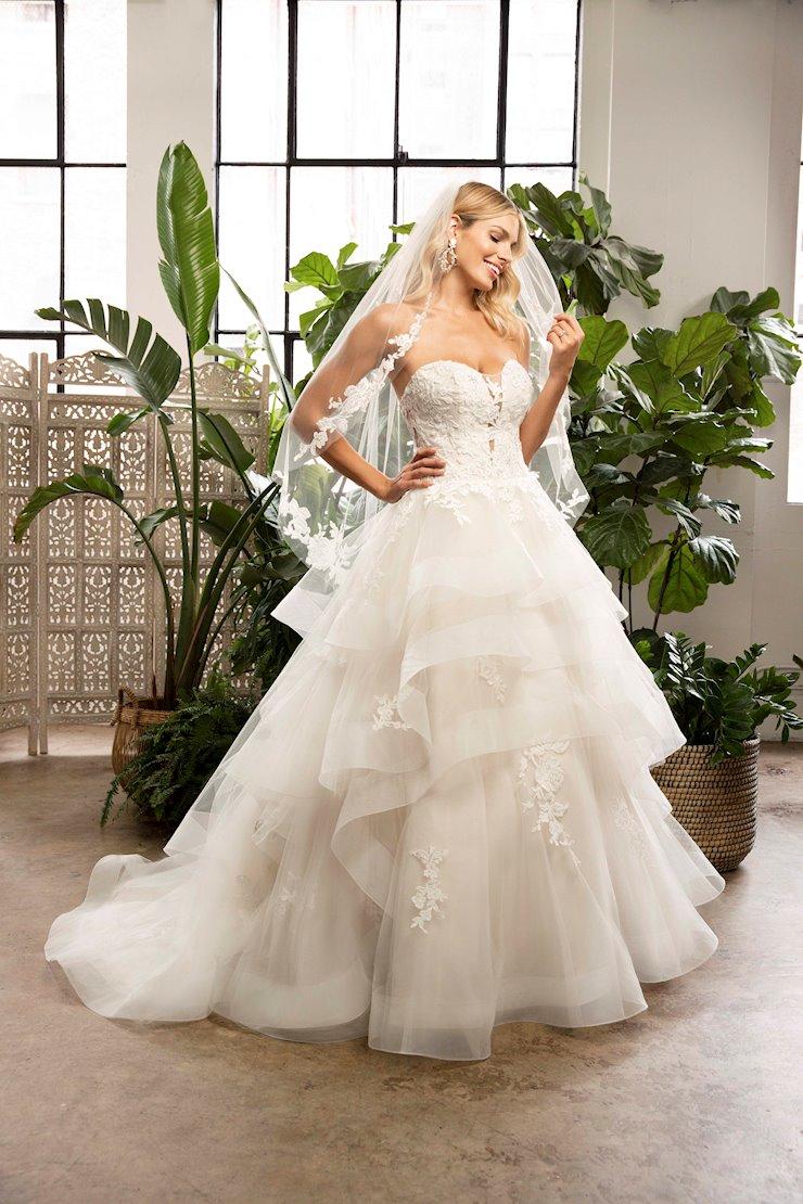 Casablanca Bridal BL323V Image