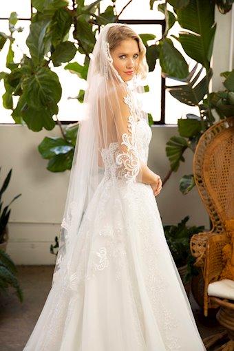 Casablanca Bridal #BL326V
