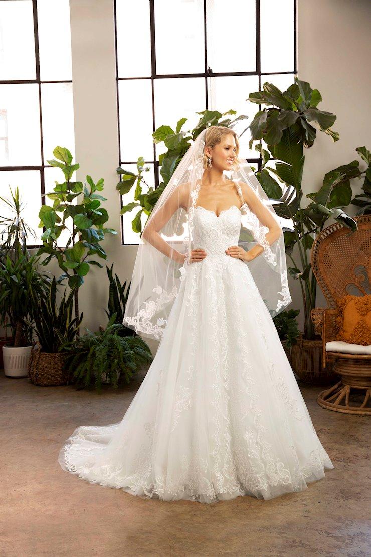 Casablanca Bridal Style #BL326V Image