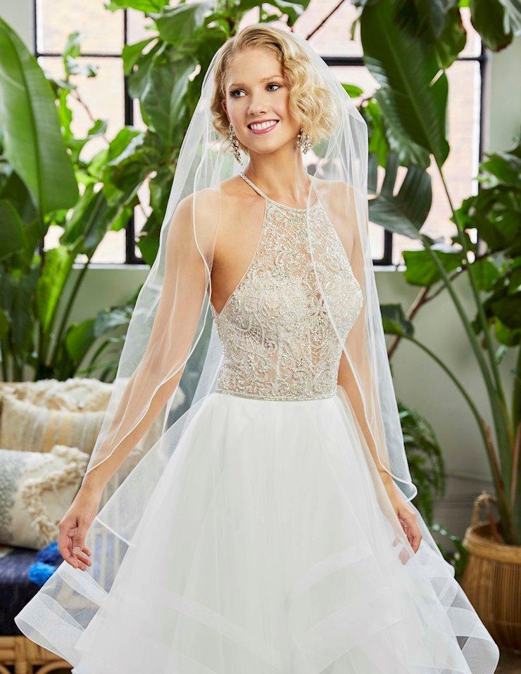 Casablanca Bridal Style #BL328V Image