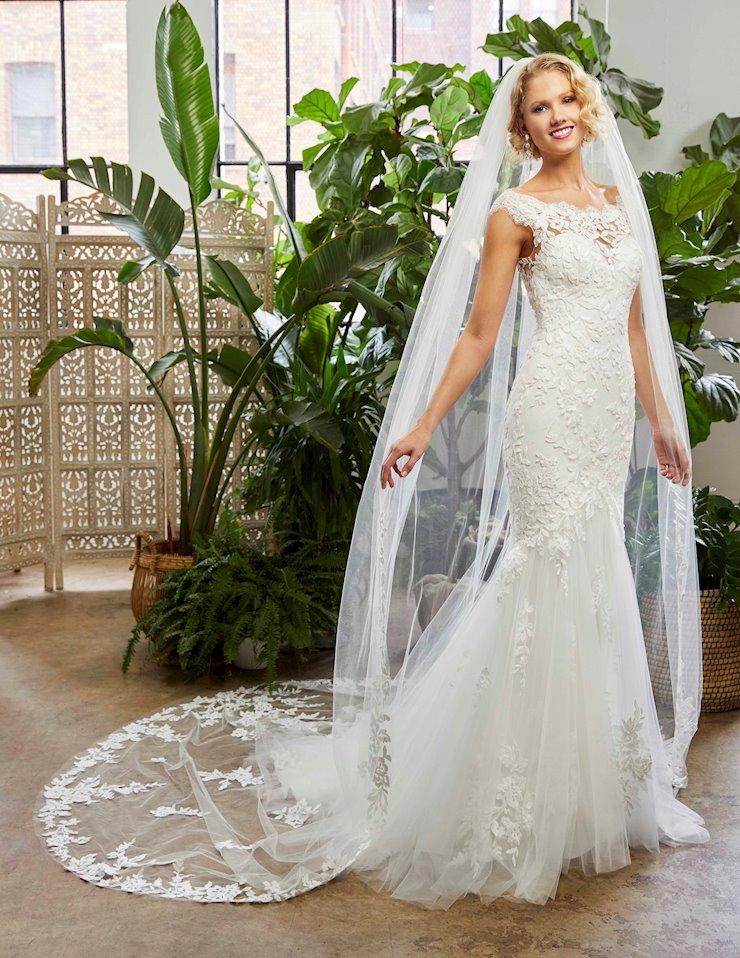 Casablanca Bridal BL329V Image