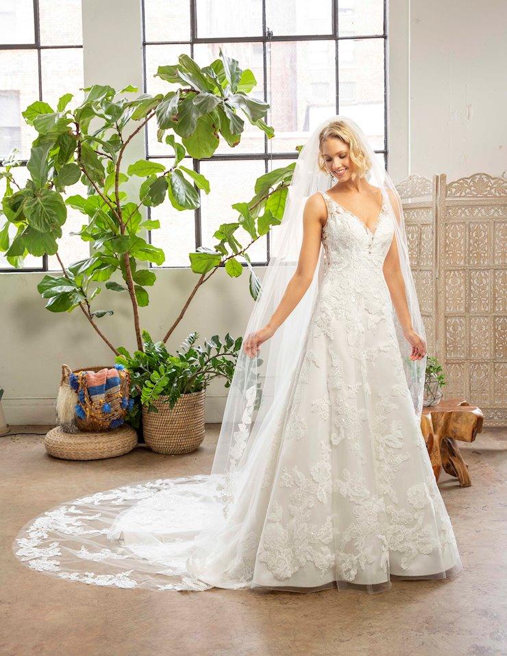 Casablanca Bridal Style #BL332V Image