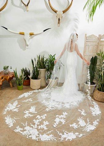 Casablanca Bridal #BL334V