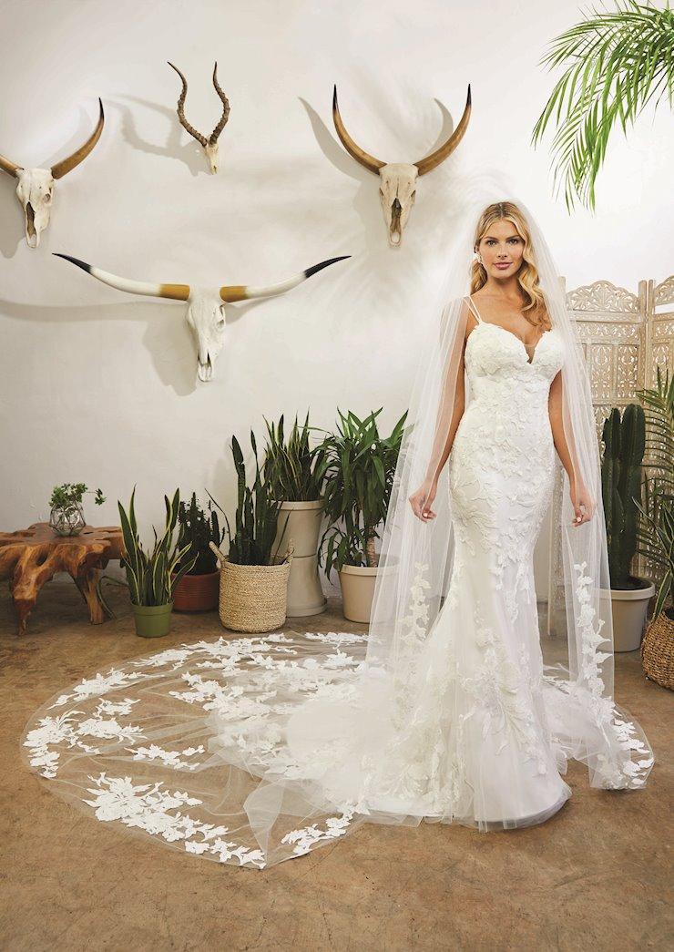 Casablanca Bridal Style #BL334V Image