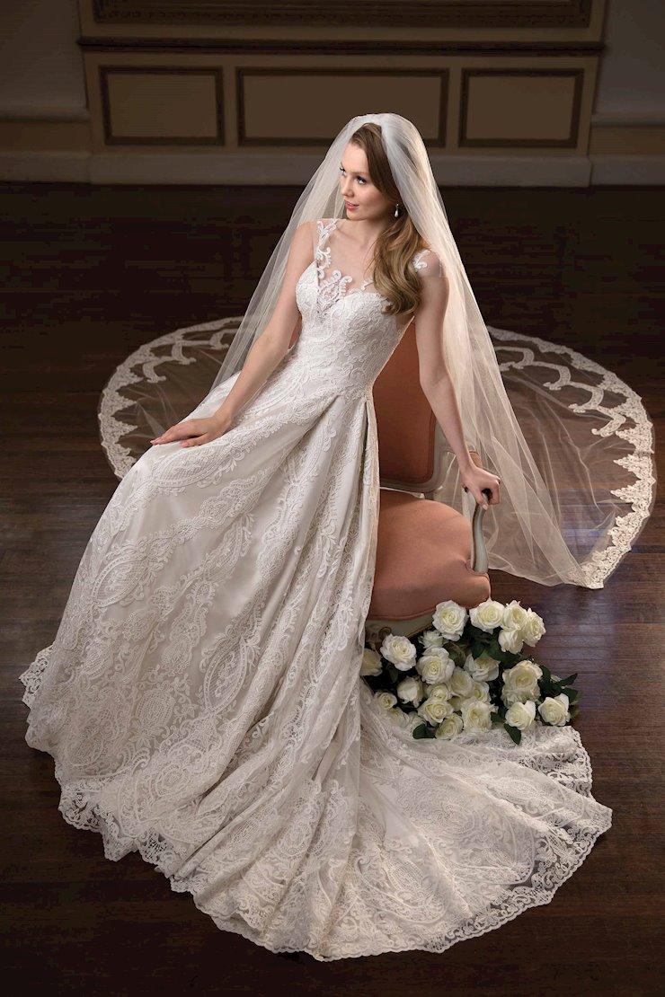 Casablanca Bridal C138V Image