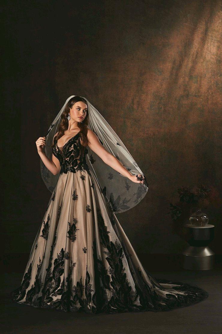 Casablanca Bridal C156V Image