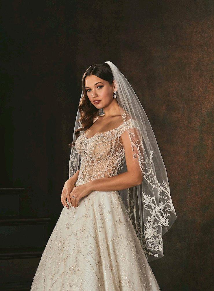 Casablanca Bridal C158V Image