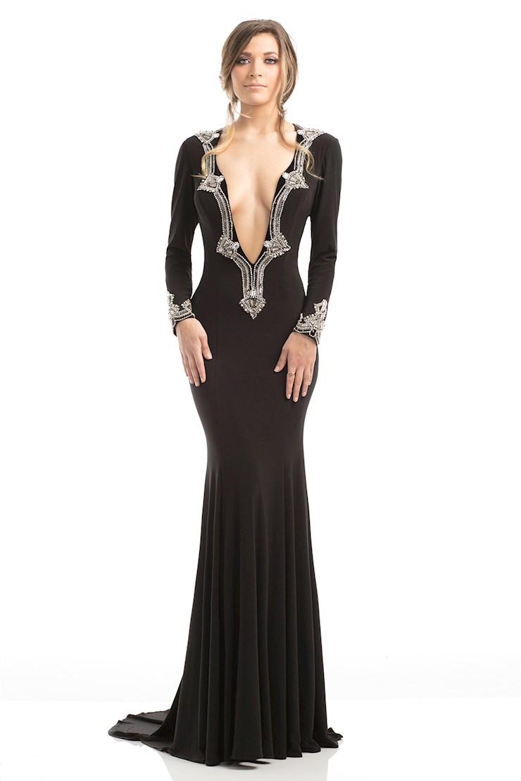 Johnathan Kayne Dress 7033 - Henri\'s