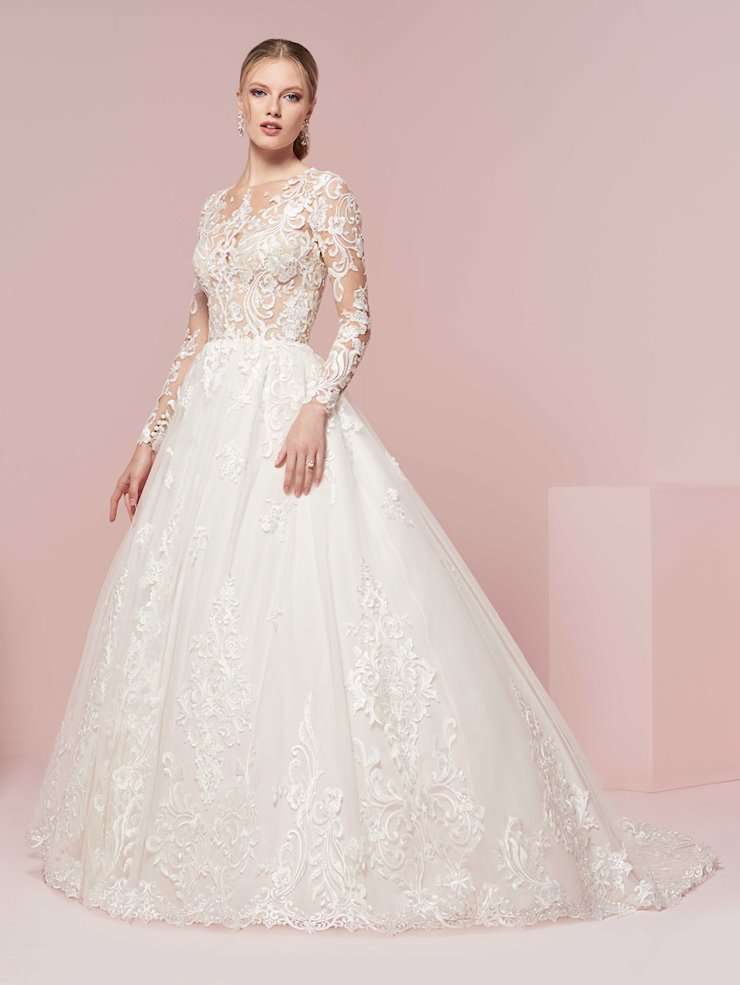 Christina Wu Brides Style #15742