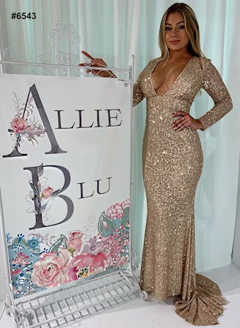 Allie Blu Style #6543