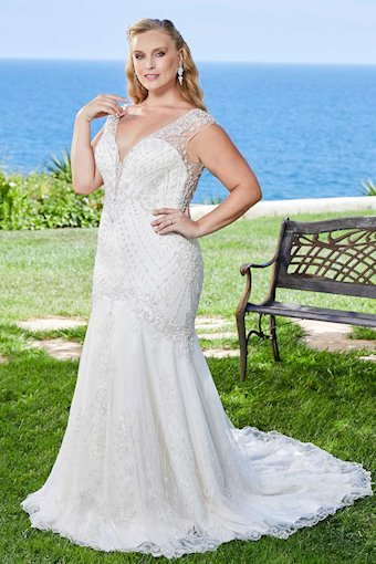 Curvy Collection Style 2407C